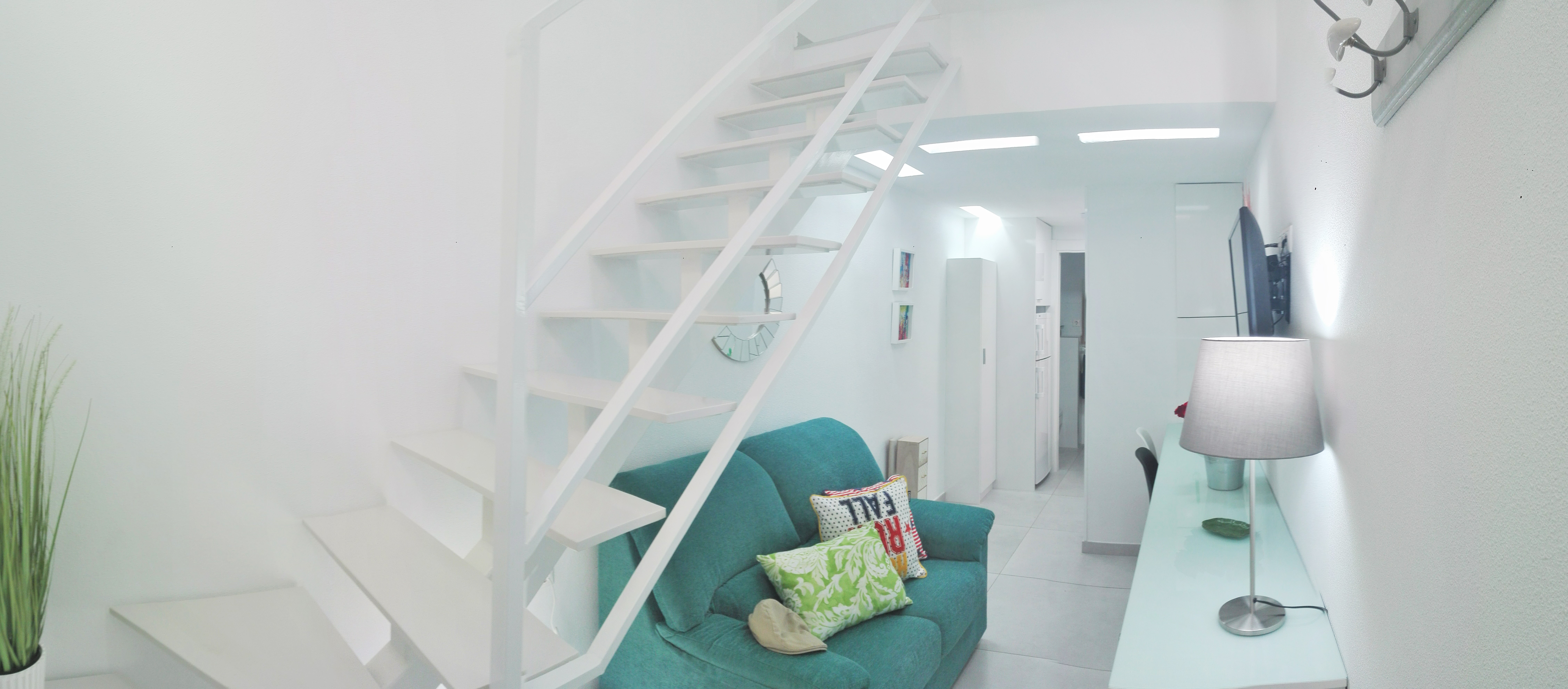 Loft de diseño en el centro de Murcia