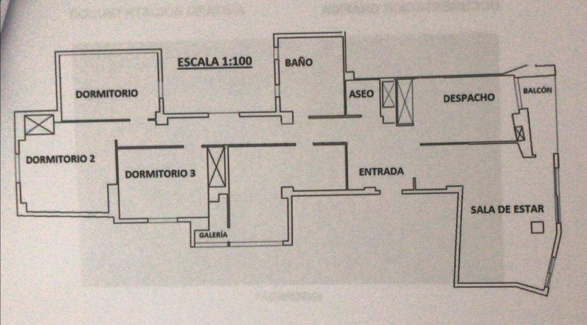 Plano Enrique Villar