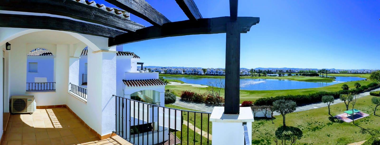 Ático en La Torre Golf Resort